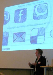 """Artikelbild für: 1.German Event Summit – unsere inhaltlichen Highlights zu """"Live-Kommunikation & Social Media"""""""