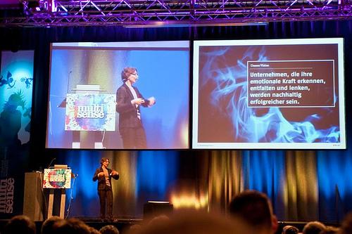 Artikelbild für: multisense Forum Teil 2: Ganzheitlichkeit ist die Zukunft der Marken!