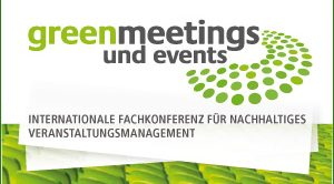 Green Meetings & Events
