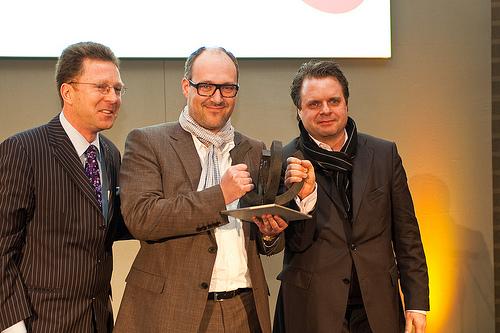Artikelbild für: BEA Award & INA Award 2011: die Gewinner im Überblick