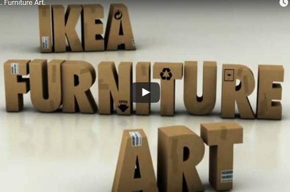 Artikelbild für: Ikea Furniture Art: Live-Marketing als Kunst im Museum