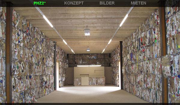 """Artikelbild für: Eine """"Green Location"""" der besonderen Art: das PH-Z2 (PapierHaus-Zukunftsweisend2)"""