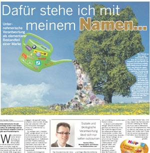 Artikelbild für: Lesetipp: soziales und ökologisches Engagement als Bestandteil einer Marke