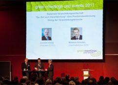 greenmeetings und events - Joachim König und Matthias Schultze