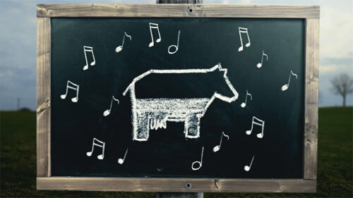 Artikelbild für: Kreative Promotion-Aktion: Was hat Milch mit klassischer Musik und dem Konzerthaus Dortmund zu tun?