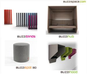 buzzispace design business m bel mit dem filz wohlf hlfaktor eveosblog blog f r event. Black Bedroom Furniture Sets. Home Design Ideas