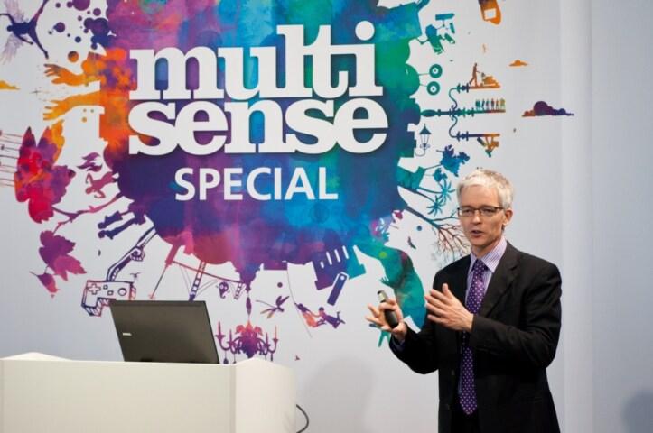 Artikelbild für: Fotos vom multisense Special 2011 auf der Hannover Messe