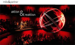 Artikelbild für: Innovationslabor für neue Medien und Live-Kommunikation von milla & partner
