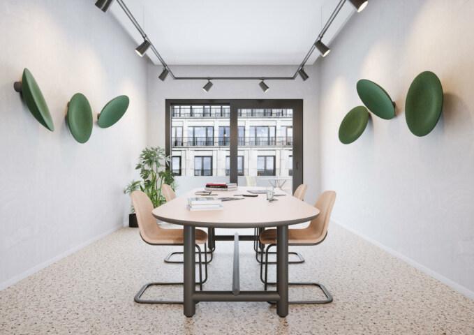 Artikelbild für: Buzzispace – Design & Business Möbel mit dem Filz-Wohlfühlfaktor