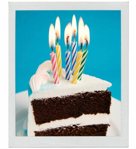 Artikelbild für: Kuchen! eveos wird 1 Jahr alt!