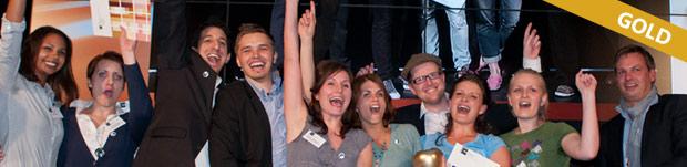 Artikelbild für: Die Gewinner des 1. DAVID Awards für den Event-Nachwuchs 2011 in Köln