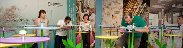 Artikelbild für: Ausstellungs-Tipp: Europas größte Duftausstellung im Botanischen Garten der Ruhr-Universität Bochum
