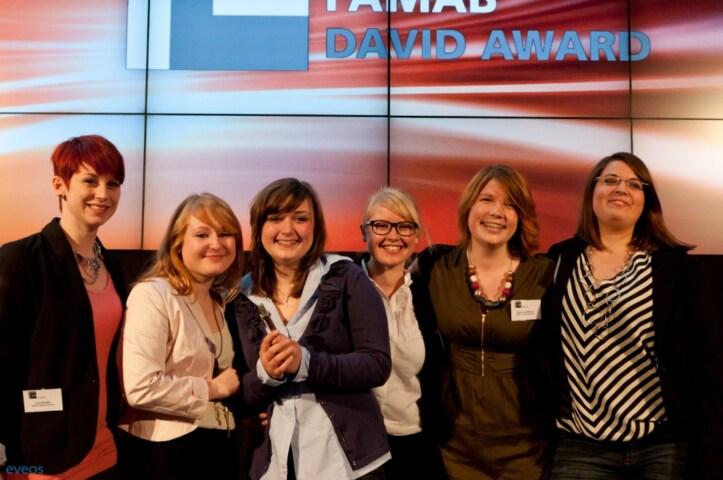 Artikelbild für: Fotos des DAVID Awards 2011 in Köln