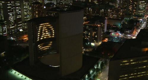 Artikelbild für: Stereoscope: Blinkenlights in Toronto