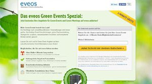 eveos Green Events Spezial