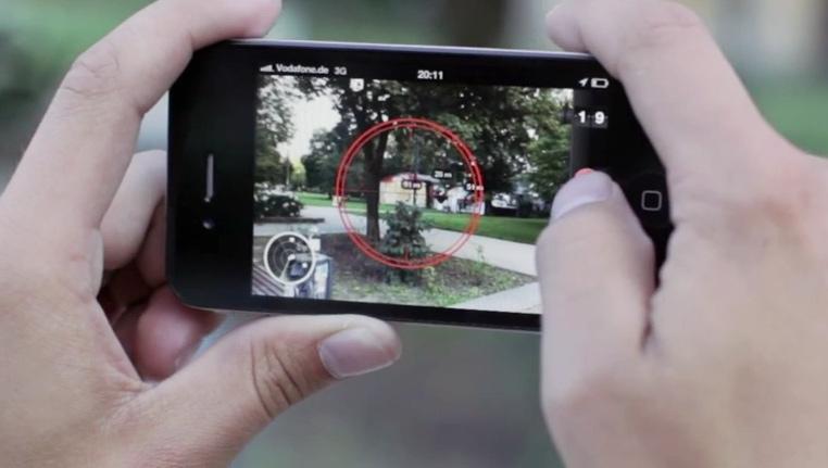 Artikelbild für: Augmented Reality Spiel als Marken-, Produkterlebnis & Promotion – Vodafone BufferBusters