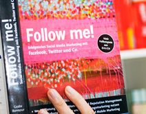 Buch Tipp: Follow me! - erfolgreiches Social-Media Marketing mit Facebook, Twitter & Co.