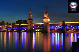 Festival-of-Lights_Oberbaumbrücke