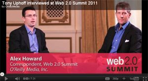 Interview Web 2.0  Summit- San Francisco