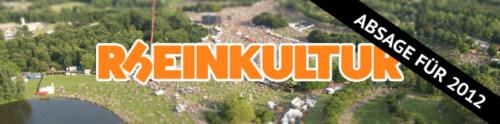 Artikelbild für: Rheinkultur 2012 wurde abgesagt – Zukunft ungewiss