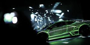 Lamborghini Mapping Projekt