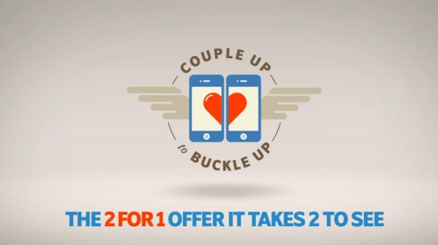 Artikelbild für: Zweisamer QR-Code – gemeinsame Erlebnisse für Paare & Freunde