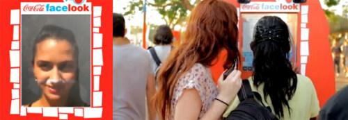Artikelbild für: Coca-Cola nimmt Facebook wörtlich – Gesichtserkennung beim Summer Love Event