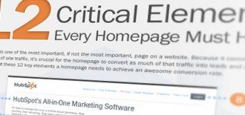Infografik 12 Tipps für Websites