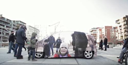 Artikelbild für: Eine Marketing-Aussage (be)greifbar kommunizieren – Invisible Mercedes