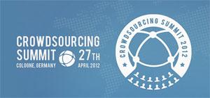 Crowdsourcing Summit - 27.4. in Köln