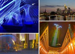Fotos & Bilder von der Luminale 2012 in Frankfurt