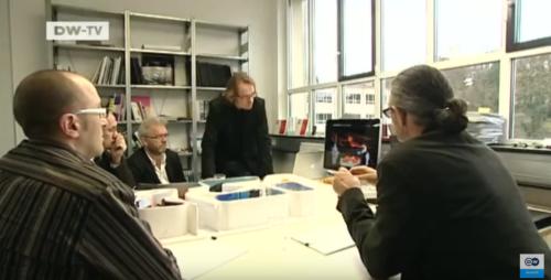 Artikelbild für: Video-Bericht über Szenografie und das Atelier Brückner