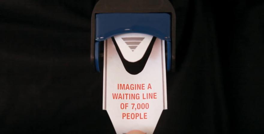 Artikelbild für: The Waiting Ticket – gutes Marketing verwirrt auch mal