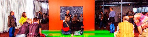 Artikelbild für: Kunst erlebbar machen – Kunstvermittlung von Avantgarde bei der dOCUMENTA (13)