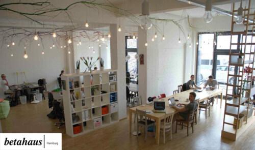 Artikelbild für: Incentive für den Angestellten des 21. Jahrhunderts – Start-Up Luft im betahaus schnuppern