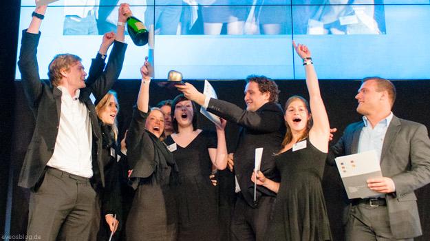 Artikelbild für: Die Gewinner des 2. DAVID Awards für Event-Nachwuchs