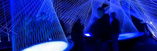 Artikelbild für: 9 Licht-Installationen im Zeitraffer – Luminale Highlights