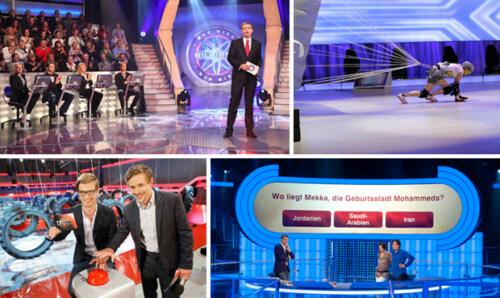 """Artikelbild für: Event-Ideen: """"Wer wird Millionär"""", """"Rette die Million"""" und andere TV-Shows als Firmenevent"""
