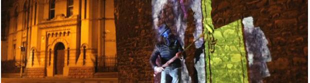 Artikelbild für: Streetart & Event-Idee: Video Painting von SWEATSHOPPE