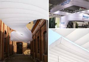 Artikelbild für: Außergewöhnliche, aufblasbare Räume und Objekte für Messen & Events – Lob-Design