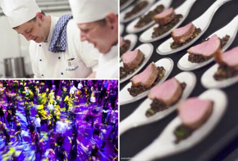 Artikelbild für: Hinter den Kulissen eines Gourmet-Caterers – Schottenhamel Catering beim 10. PIN Fest 2012
