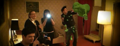 Artikelbild für: Das Ghostbusters Hotel und Event – Windows Phone 7.5