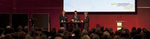 Artikelbild für: Konferenz Tipp: greenmeetings und events 2013