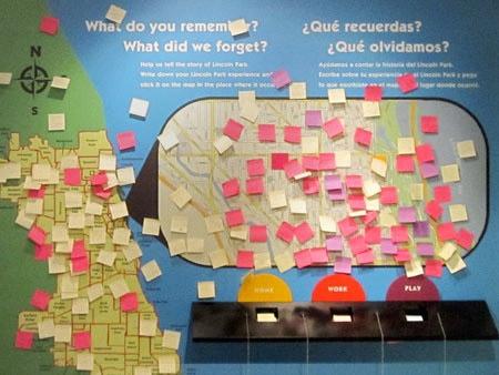 Artikelbild für: Wie man Ausstellungs- & Event-Besucher einbinden kann – ein Erlebnis-Stadtplan
