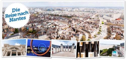 Artikelbild für: Events & Meetings in Nantes und Umgebung –  hippe Kulturszene, idyllische Weingüter & weite Strände