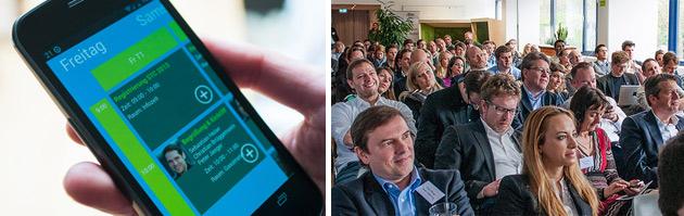 Artikelbild für: coneXa – neue Event und Konferenz App im Test