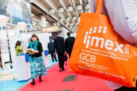Artikelbild für: Fotos und Eindrücke von der IMEX 2013 – Meeting Business Messe in Frankfurt