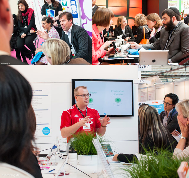 IMEX 2013: Foto der internationalen Messe aus Frankfurt