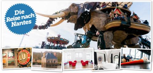 Artikelbild für: Spannende Newcomer Event Destination: Nantes – die Kultur-Stadt der kreativen und verrückten Ideen