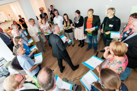 Artikelbild für: Fotos vom MINDchallenge Meeting Workshop in Düsseldorf